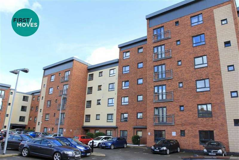 2 Bedrooms Apartment Flat for sale in Western Road, West End, Leicester