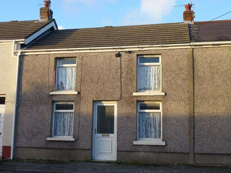 2 Bedrooms Terraced House for sale in Cwmgarw Road, Upper Brynamman, Ammanford, Carmarthenshire.