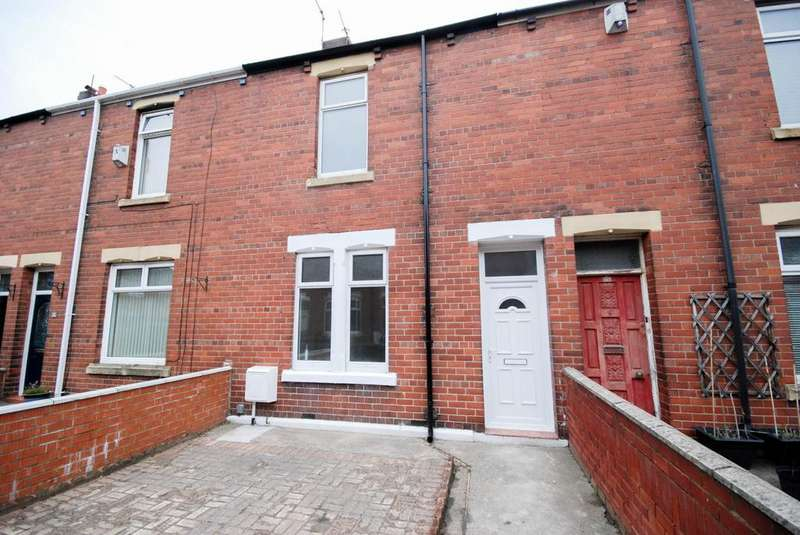 2 Bedrooms Terraced House for sale in Carter Avenue, Hebburn