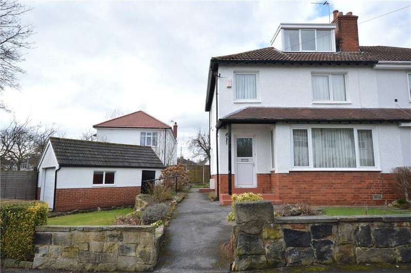 4 Bedrooms Semi Detached House for sale in Bracken Hill, Leeds, West Yorkshire