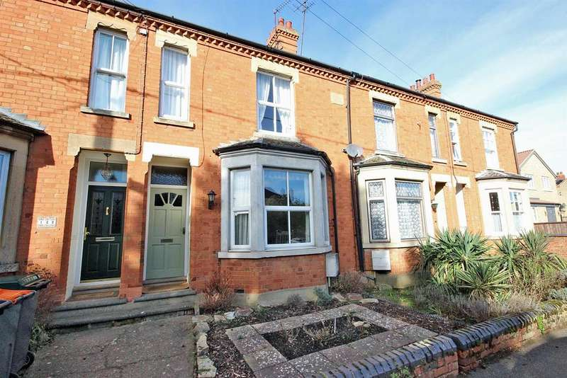 3 Bedrooms Terraced House for sale in High Street, Harrold, Bedford
