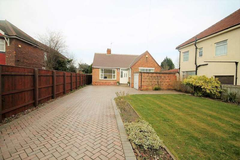 2 Bedrooms Detached Bungalow for rent in Bishopton Road, Stockton-On-Tees