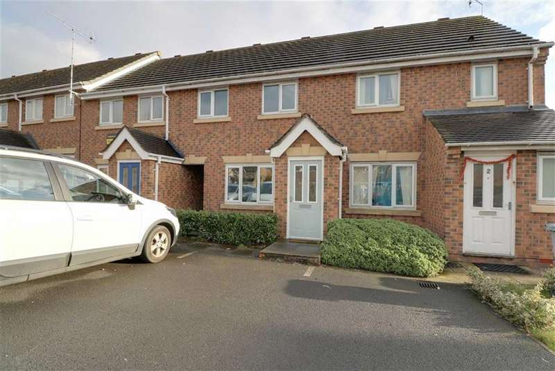 3 Bedrooms Mews House for sale in Worsdell Close, Crewe