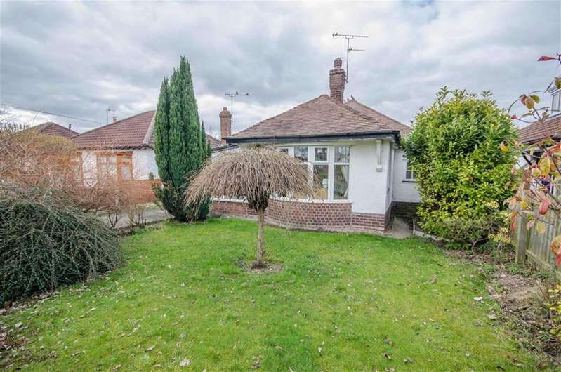 3 Bedrooms Detached Bungalow for sale in Greensway, Curzon Park, Chester, Chester
