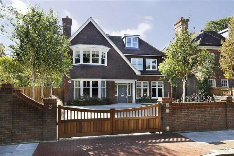 6 Bedrooms Detached House for sale in Westmead, Putney, SW15