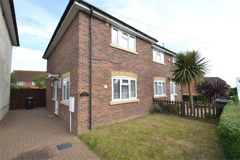 3 Bedrooms Semi Detached House for sale in Staplers Heath, Great Totham, Maldon, Essex