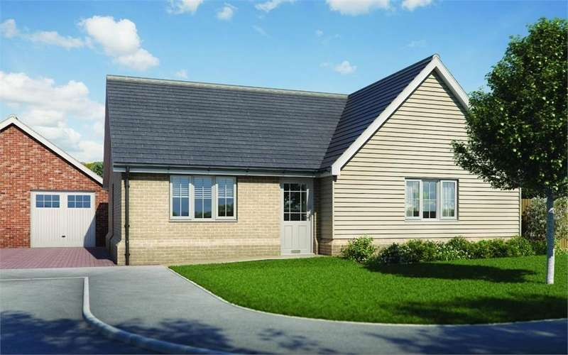 3 Bedrooms Detached Bungalow for sale in Plot 5 'Old Stables', Walton Road, Kirby-le-Soken, Frinton-on-Sea, Essex