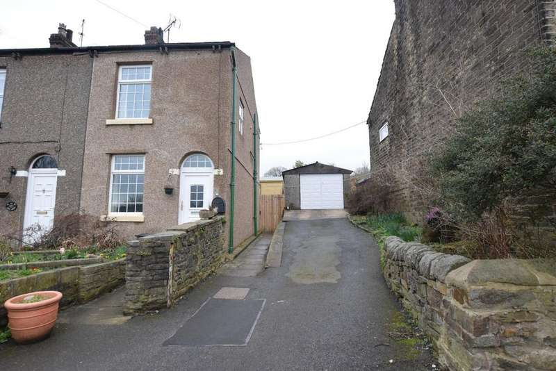 2 Bedrooms End Of Terrace House for sale in Hague Bar Road, New Mills, High Peak