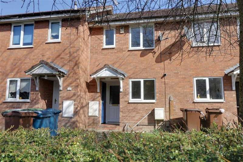 2 Bedrooms Terraced House for sale in Beaconside Close, Beaconside, Stafford