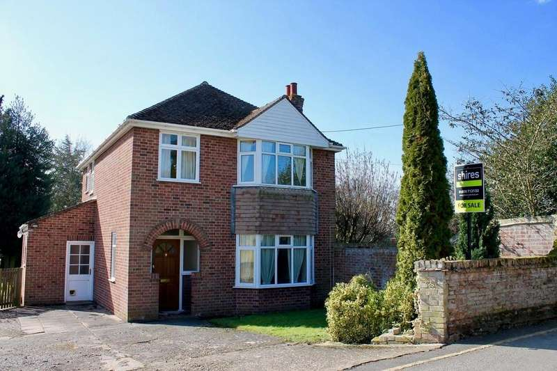 3 Bedrooms Detached House for sale in Church Walk, Mildenhall