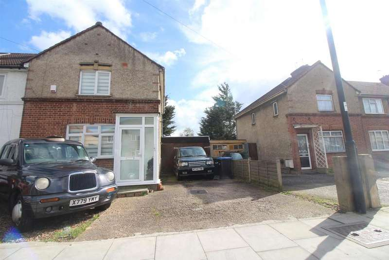3 Bedrooms End Of Terrace House for sale in Brimsdown Avenue, Enfield