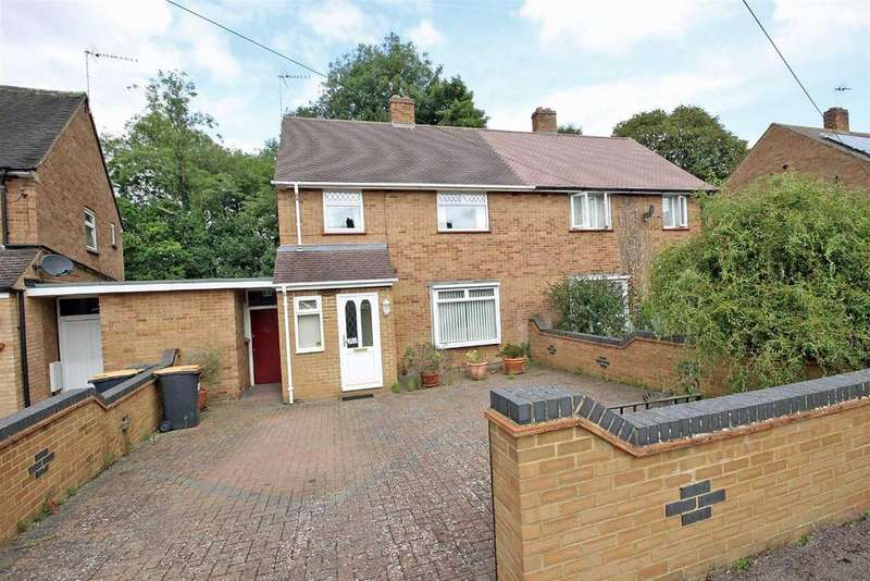 3 Bedrooms Semi Detached House for sale in Perring Close, Sharnbrook