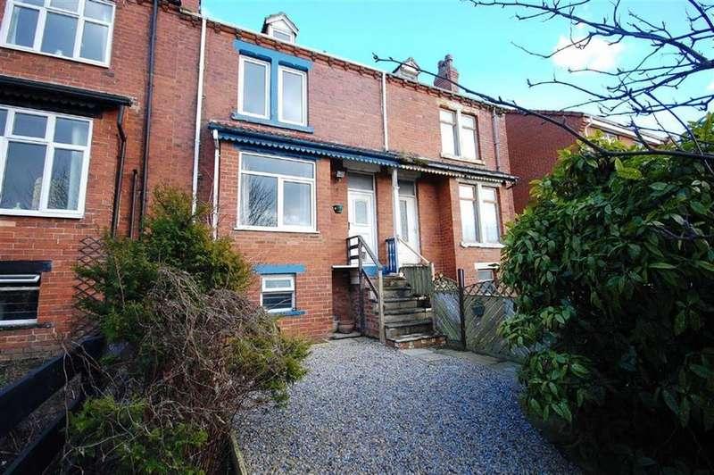 2 Bedrooms Terraced House for sale in Manor Terrace, Kippax, Leeds, LS25