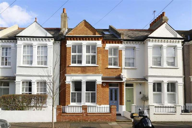5 Bedrooms Terraced House for sale in Farlow Road, Putney, SW15