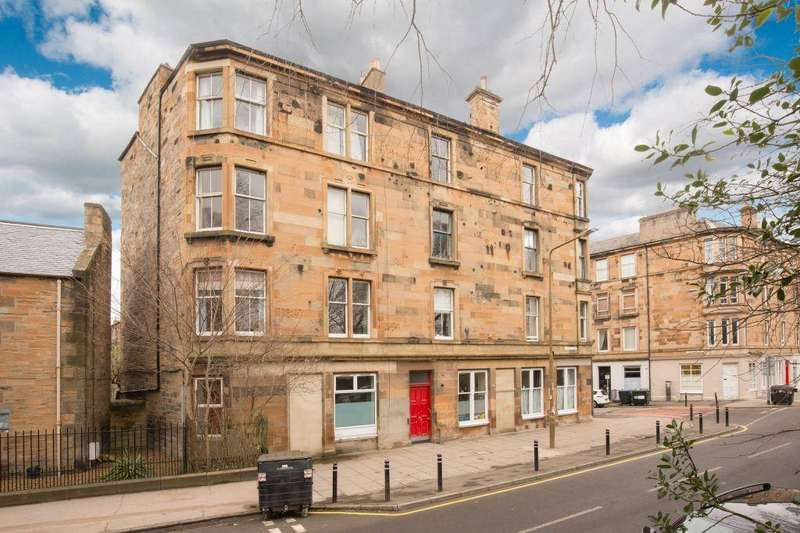 2 Bedrooms Flat for sale in 13/6 Sciennes Road, Edinburgh, EH9 1LG