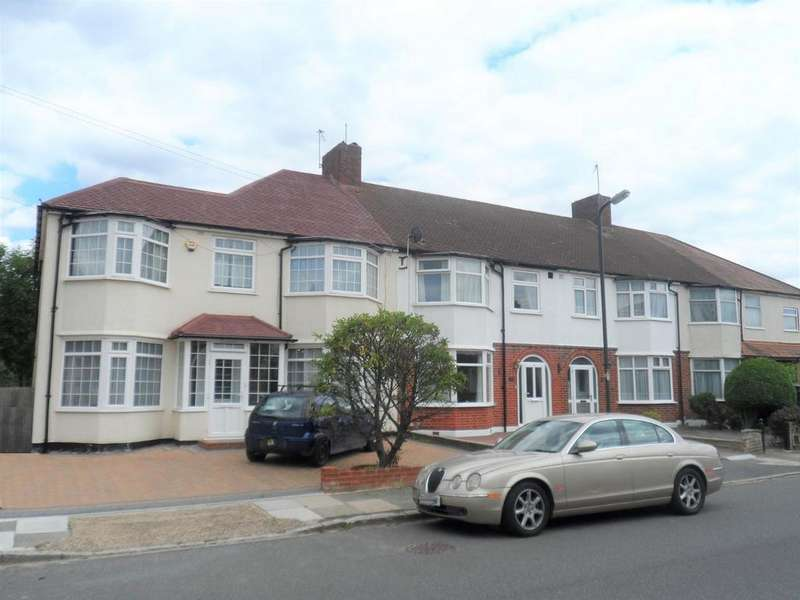 5 Bedrooms End Of Terrace House for sale in Glenthorpe road, Raynes Park SM4