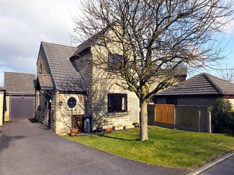 3 Bedrooms Detached House for sale in Banks Bridge Close, Barnoldswick, Lancashire, BB18