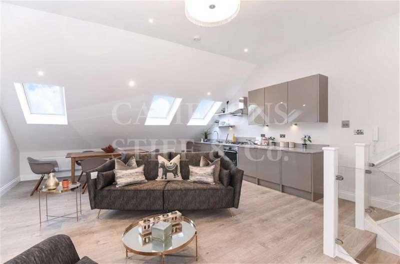 2 Bedrooms Apartment Flat for sale in Fort Garry, Harlesden Road, Harlesden, London, NW10