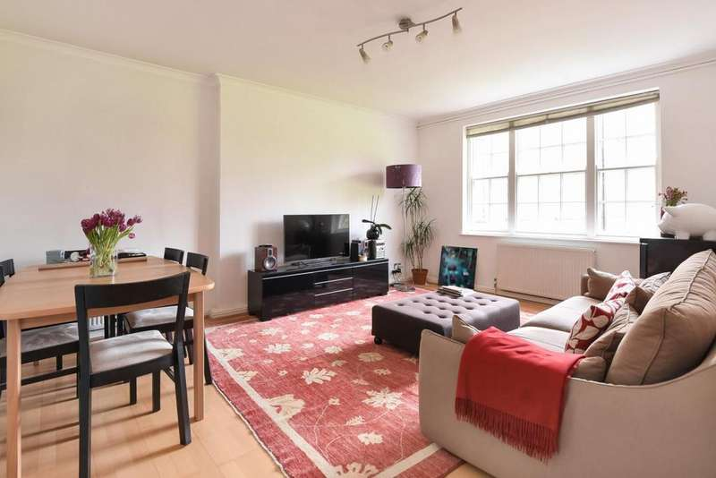 2 Bedrooms Flat for sale in John Spencer Square, Islington