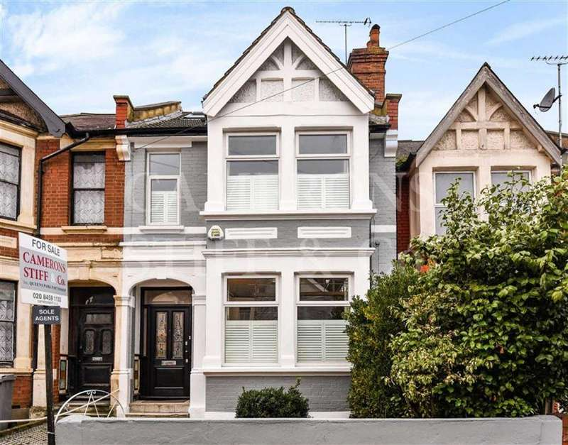 5 Bedrooms Terraced House for sale in Harlesden Gardens, Harlesden, London, NW10