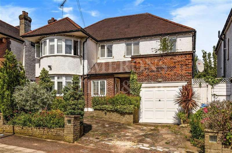 5 Bedrooms Detached House for sale in Bryan Avenue, Willesden, London, NW10