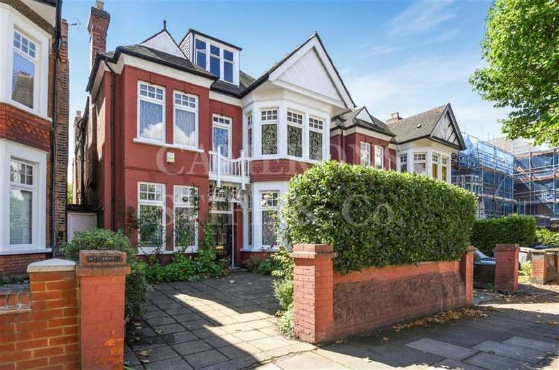 7 Bedrooms Detached House for sale in Dartmouth Road, Mapesbury Conservation Area, London, NW2