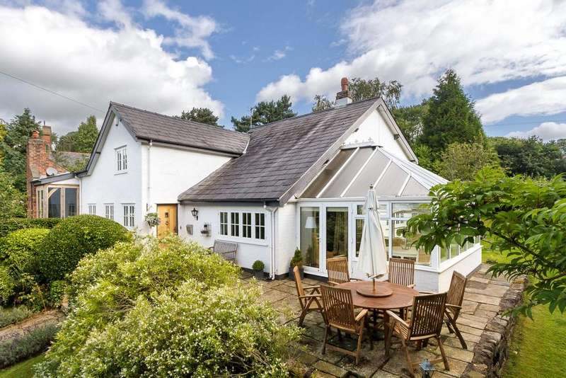 4 Bedrooms Detached House for sale in Northgate, Utkinton, Tarporley, Cheshire, CW6
