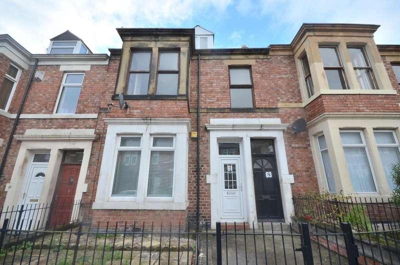 4 Bedrooms Maisonette Flat for sale in Gateshead