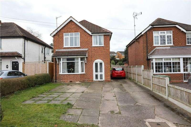 3 Bedrooms Detached House for sale in Wildmoor Lane, Catshill, Bromsgrove, B61
