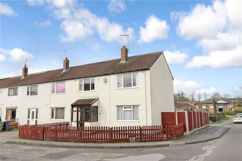 3 Bedrooms End Of Terrace House for sale in Braine Road, Wetherby, West Yorkshire