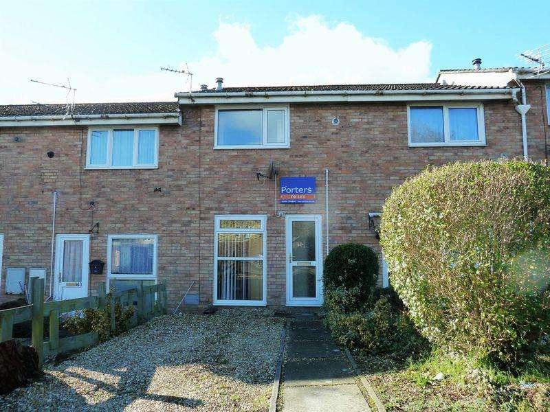 2 Bedrooms Terraced House for sale in Nant Y Fynnon Brackla Bridgend CF31 2HT