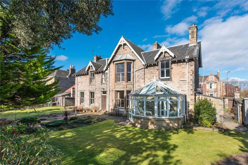 4 Bedrooms Detached House for sale in Dalmore Lodge, 139 East Trinity Road, Trinity, Edinburgh, EH5