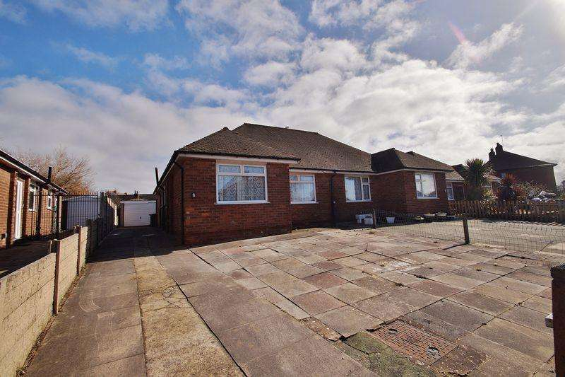3 Bedrooms Semi Detached Bungalow for sale in Irvin Avenue, Southport