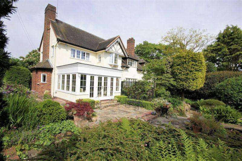4 Bedrooms Detached House for sale in Leighton Road, Parkgate