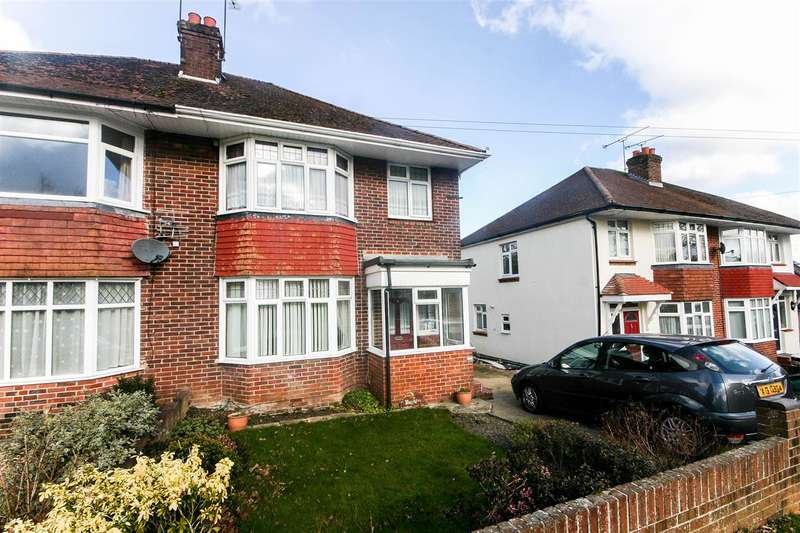 3 Bedrooms Semi Detached House for sale in Cox Row, Chandler's Ford, Eastleigh