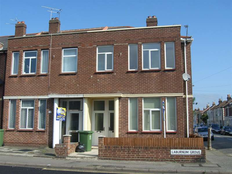2 Bedrooms Apartment Flat for sale in Laburnam Grove, Portsmouth