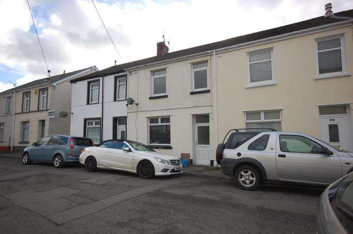 3 Bedrooms Terraced House for rent in Clare Street, Merthyr Tydfil