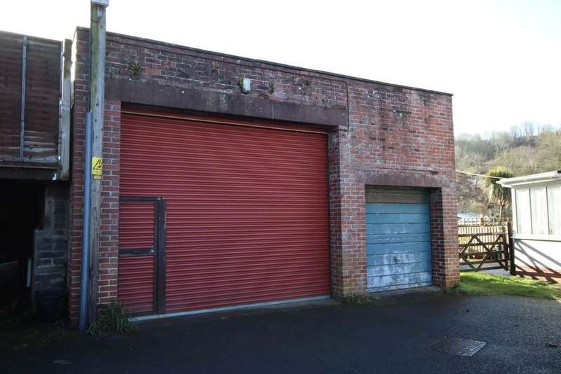 Garages Garage / Parking for sale in Combe Martin, Ilfracombe