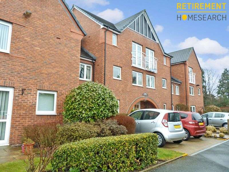 2 Bedrooms Property for sale in Wright Court, Nantwich, CW5 6SE