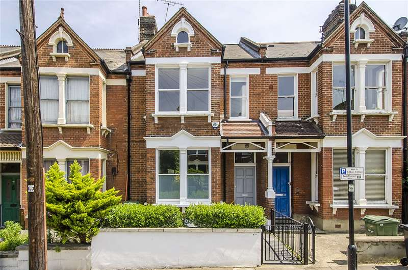 4 Bedrooms Terraced House for sale in Killyon Road, London, SW8