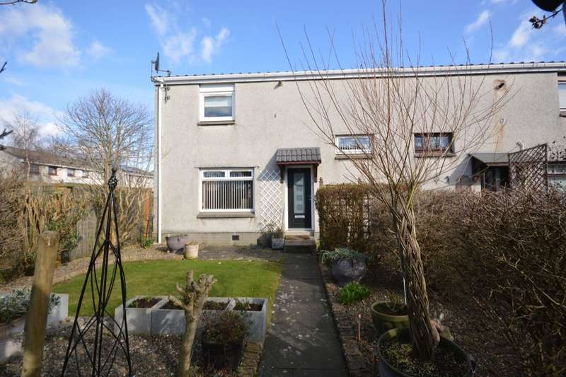 3 Bedrooms Semi Detached House for sale in Fordell Bank, Dalgety Bay, Dunfermline, KY11