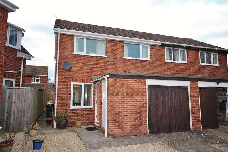 3 Bedrooms Semi Detached House for sale in Nobles Close, Grove, Wantage, OX12