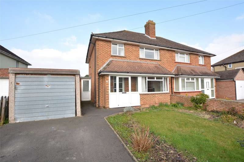 3 Bedrooms Semi Detached House for sale in Southbourne Road, Lymington, Hampshire, SO41