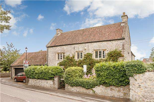 6 Bedrooms Detached House for sale in Church Farm House, Pucklechurch