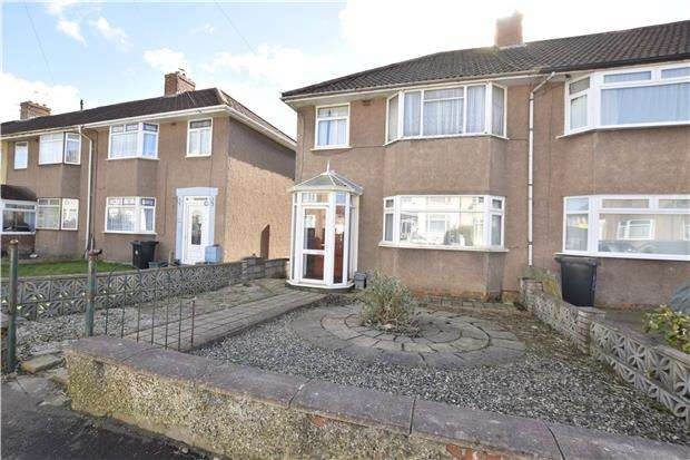 3 Bedrooms End Of Terrace House for sale in Lavington Road, St. George, BS5 8SG