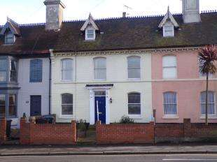 3 Bedrooms Terraced House for sale in Park Road, Ramsgate, Kent