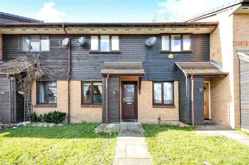 2 Bedrooms Terraced House for sale in Greystoke Drive, Ruislip, Middlesex, HA4