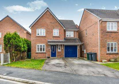 4 Bedrooms Detached House for sale in Hadrian Road, Morecambe, Lancashire, United Kingdom, LA3