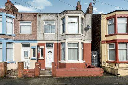 3 Bedrooms Terraced House for sale in Acanthus Road, Liverpool, Merseyside, England, L13