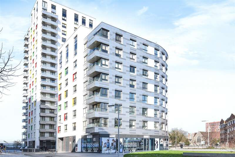 1 Bedroom Apartment Flat for sale in Hewitt, 40 Alfred Street, Reading, Berkshire, RG1